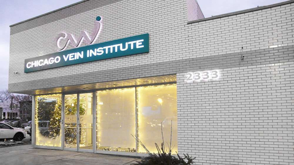exterior north center chicago office of vein institute of chicago holidays